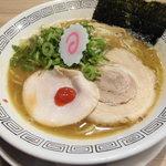 三麺流 武者麺 - 中華そば(こってり)