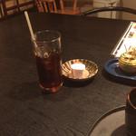 鮮々亭 どん - アイスコーヒー