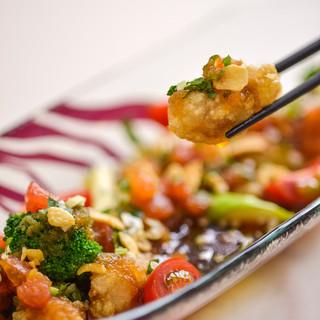 【自然素材へのこだわり】~身体にやさしい中国料理~
