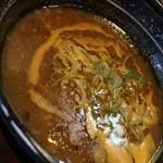 47927814 - つけ麺「大人のベシポタ」950円
