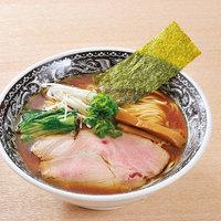 麺肴 ひづき - 醤油清湯麺〈細麺〉 700円