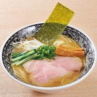 麺肴 ひづき - 白清湯麺〈細麺〉 700円