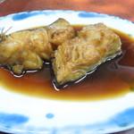 江戸川食堂 - タラ煮(小)