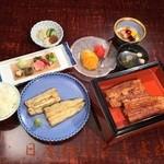 喜代川 - お座敷 コース 例
