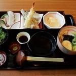 杵屋 - 明石御膳1480円