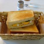 ヴィオレ - トーストサンド