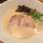 博多 一風堂 - 一風堂南青山店(白丸元味)