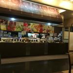 ステーキハンバーグ&サラダバーけん - 食べ放題のサラダバー♪
