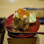 ぬる燗佐藤 - いくらポテサラダ~☆