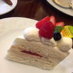 フレベール - 天使の羽根ケーキ