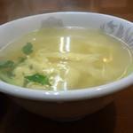 47935748 - 美味しいスープだったよ