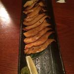 かくれ家創庫 蔵之介 - エリンギのバター醤油焼き