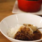 肉バル ゴリズキッチン - 京の肉 贅沢まかない熟成カレーライス
