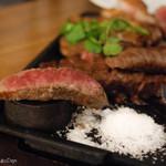 肉バル ゴリズキッチン - お肉のトッピングセット
