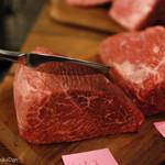 肉バル ゴリズキッチン - 霜降り/いちぼ、赤身/しんたま、岩中豚