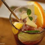 肉バル ゴリズキッチン - 自家製サングリア(デキャンタ)