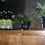 酒菜屋たぬき - 屋久島の氷と水で飲む三岳は、さいこー