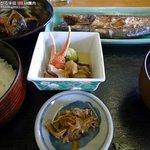 瀬里奈 内之浦 - 焼き魚定食