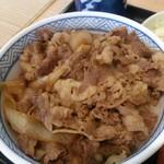 吉野家 - やっぱり牛丼だよね