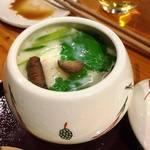 魚道 - 茶碗蒸し