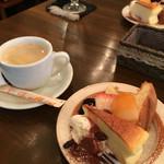 トラットリア ネル - コーヒーとデザート