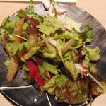 九州うまか - 【鹿児島】茶美豚のしゃぶしゃぶ彩りサラダ