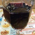 ガスト - グラスワインの赤