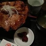 帯広豚丼 ポルコ -