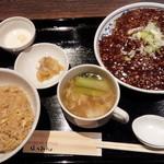 ほうみん - ジャージャー麺セット