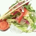47949911 - 有機野菜のサラダ