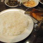 4795065 - インドカレー+野菜