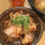 47950225 - 鶏天丼