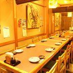 酒菜食彩 七福 - 大・小宴会可能な個室・テーブル席などバリエ豊富!早めの予約がベター!!