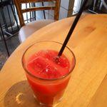 APIZZA - ブラッドオレンジジュース