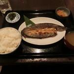 喜八 - 本日の焼魚でございます