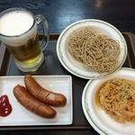 名代 富士そば - 料理