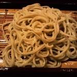 せきざわ - 粗挽き蕎麦