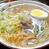 ひばり食堂 - 料理写真:ひばり食堂・ラーメン¥500