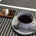 エスパス サチコ - 食後のコーヒー
