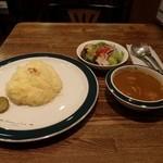 オフロード - 淡路若鶏のチキンカレー(セット)