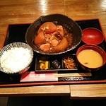 47964742 - 煮魚定食