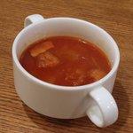 キッチンプラス - セットのスープ