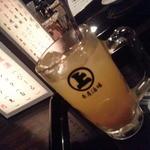 南部藩長屋酒場 - 冷凍みかんサワー