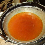 大江戸八百八町 花の舞 - 旨辛スープ