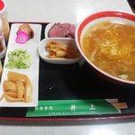 4797272 - 醤油系、魚貝スープ