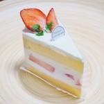 ウールーグー - '16.02ショートケーキ