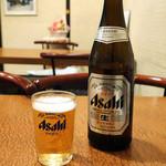 47971146 - ビールはアサヒ                       (^∀^)ノ