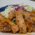 大五 - 白金豚ロースソテー