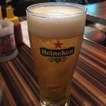 アックンズ - 生ビール600円
