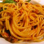 カルネリーナ - スパゲティの肌観